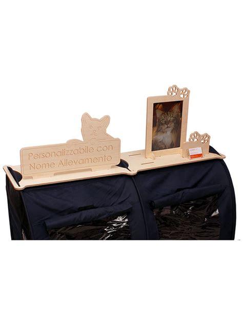 accessori per gabbie showplane basi per gabbie in tela per esposizioni feline