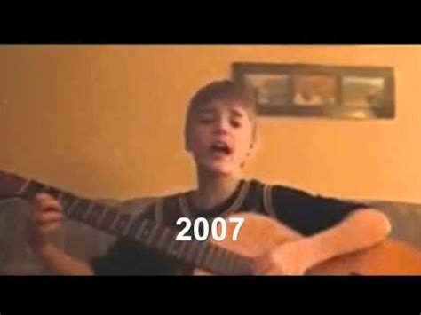 justin bieber my world songs youtube justin bieber waves of grace 2007 2011 youtube