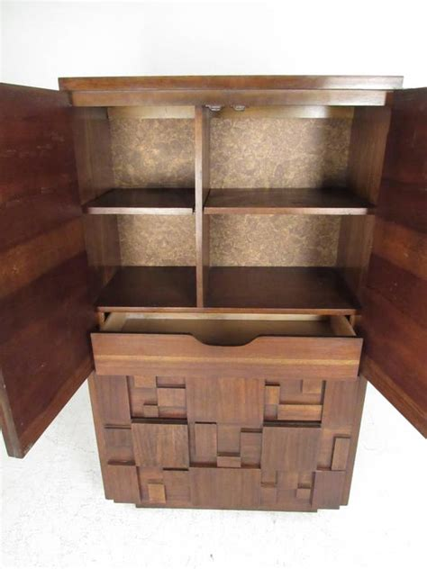 lane brutalist bedroom set mid century brutalist bedroom set by lane furniture for
