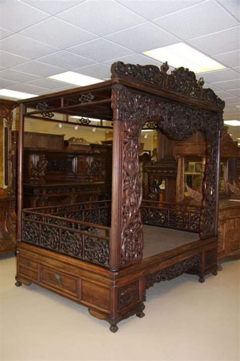 Farah Canopy Antique Bed 6 17 best images about carved wooden pannels on carving wood door panels and antique