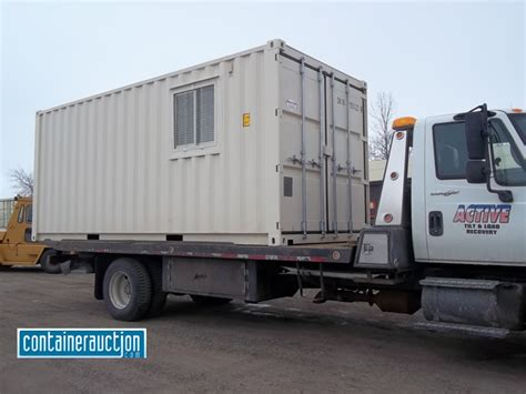 container storage toronto shipping containers to secure mobile offices in toronto