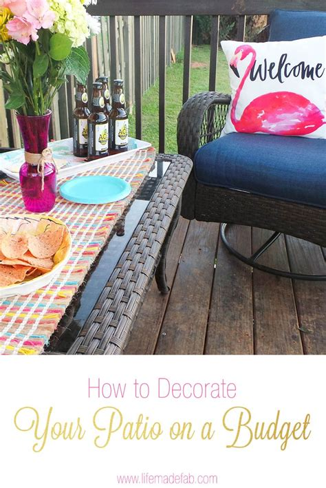 patios on a budget best 25 budget patio ideas on easy patio