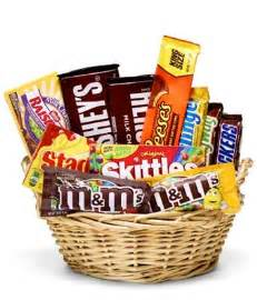 everyone s favorite candy basket at from you flowers