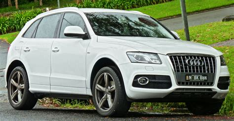 2011 Audi Q5 - Information and photos - ZombieDrive Q 2011