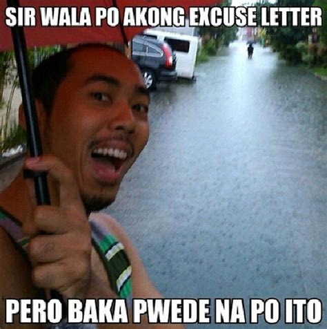 Filipino Memes - pinoy humor habagat and maring