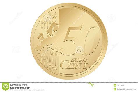 50 buro cent 50 cent royalty free stock photos image 24623738
