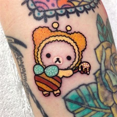 kawaii tattoo 17 best images about kawaii on so