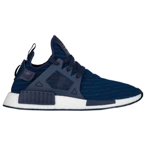 Adidas Nmd Runner Slipon Grade Ori adidas originals nmd xr1 primeknit s running shoes collegiate navy collegiate navy