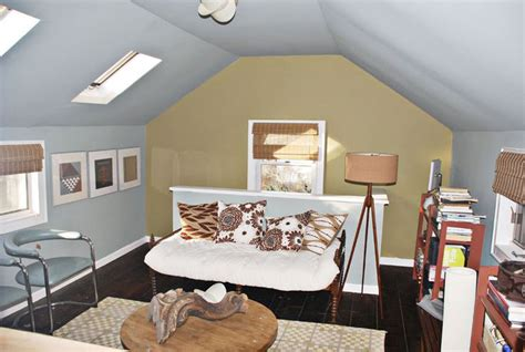 before after serene attic bedroom makeover idea decorating envy 17 best images about remodeling ideas attic on pinterest