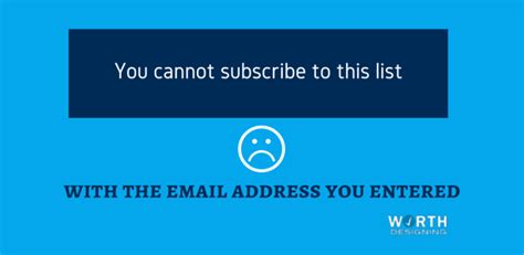 You Subscribed To The Cq Mailing List by You Cannot Subscribe To This List With The Email Address