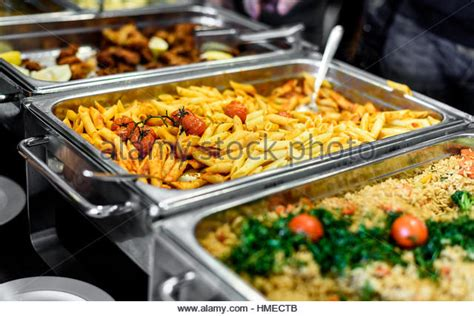 dinner caterers all you can eat buffet stock photos all you can eat