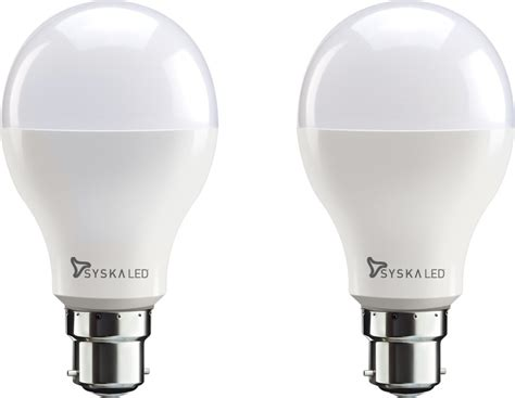 Buy Led Light Bulb Syska Led Lights 18 W B22 Led Bulb Price In India Buy Syska Led Lights 18 W B22 Led Bulb