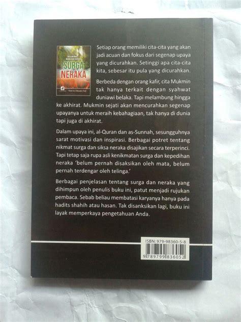 Rasulullah Berkisah Tentang Surga Dan Neraka 1 buku rasulullah berkisah tentang surga neraka