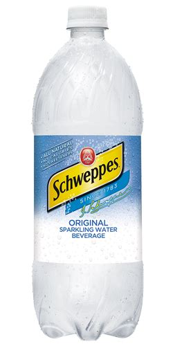 carbohydrates per 8 oz water schweppes original sparkling seltzer water schweppes