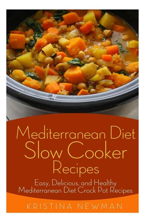 cooker recipes an easy and healthy cookbook to make your easier instant pot cookbook volume 1 books mediterranean diet cooker recipes easy delicious