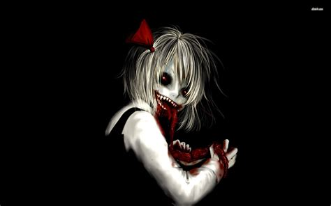 images of anime scary anime wallpaper 58 images