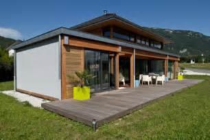 vision bois r 233 alisations maison ossature bois poteau