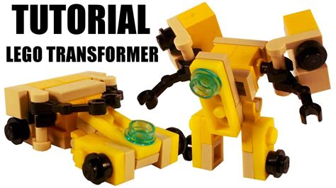 lego watch tutorial lego transformers tutorial sandstorm youtube