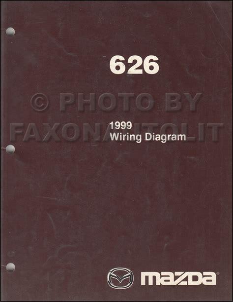 car maintenance manuals 1999 mazda 626 free book repair manuals 1999 mazda 626 repair shop manual original