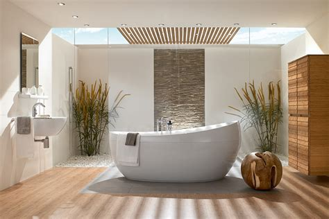 trend 2018 resort inspired spa bathrooms