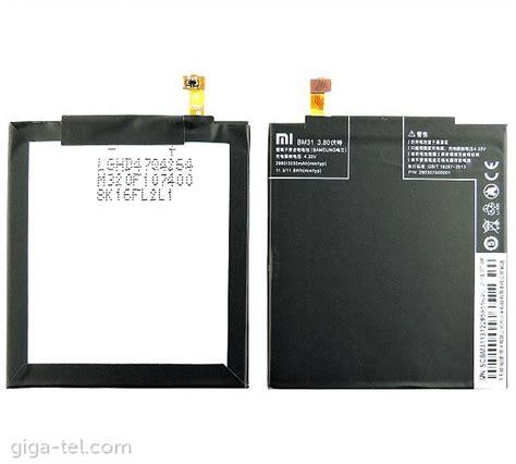 Baterai Xiaomi Mi3 3050mah Bm31 Xiaomi Mi3 Battery Replacement xiaomi bm31 battery