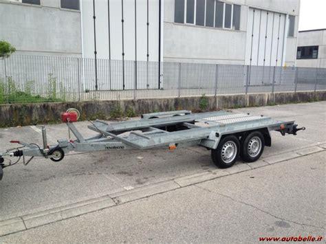 vendo carrello porta auto scaduto vendo carrello trasporto auto rally nuovo