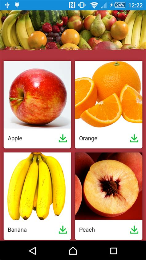 7 fruits name fruit names for android apps on play