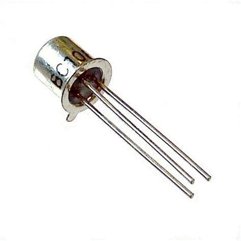 npn transistor vebo bc108 npn transistor to18 single