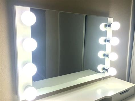 makeup mirror with lights and desk makeup vanity mirror with lights and desk fortmyerfire