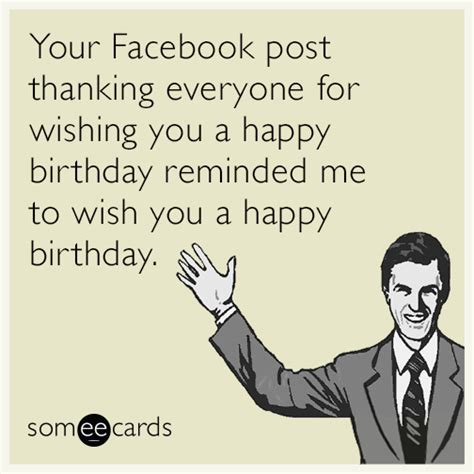 Birthday Ecard Meme - friendship ecards free friendship cards funny friendship