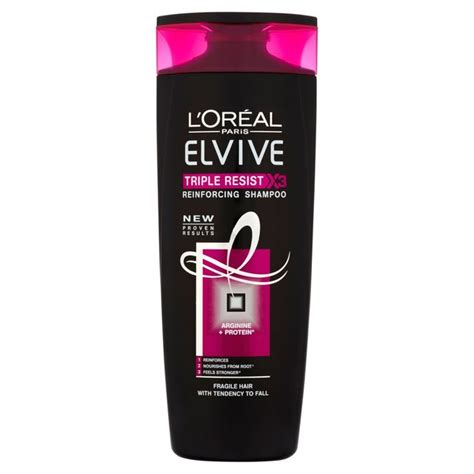 Loreal Hair Fall Shoo Harga l oreal elvive resist shoo 400ml from ocado