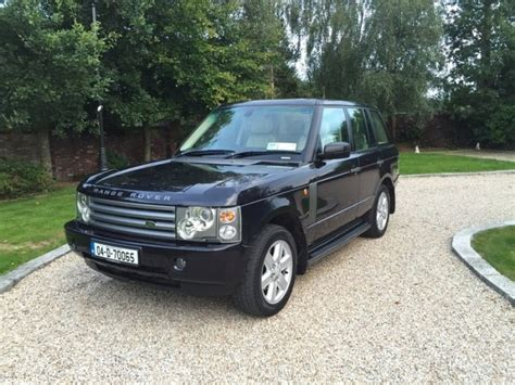 2004 range rover for sale 2004 land rover range rover for sale for sale in arklow