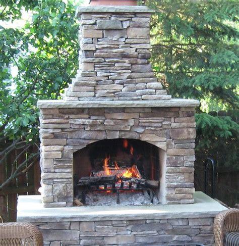 best 25 outdoor fireplace kits ideas on
