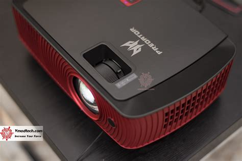 Proyektor Acer Predator Z650 acer predator z650 hd dlp projector review acer