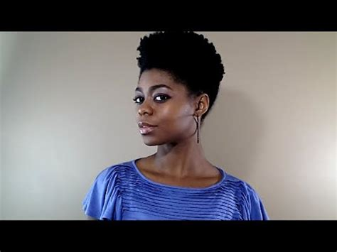 how to taper 4c hair 4c natural hair faking a quot box quot tapered cut request
