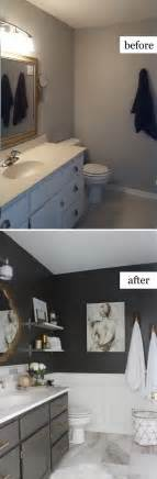 Bathroom Makeover Ideas 10 Before And After Bathroom Remodel Ideas For 2016 2017 Bathroom