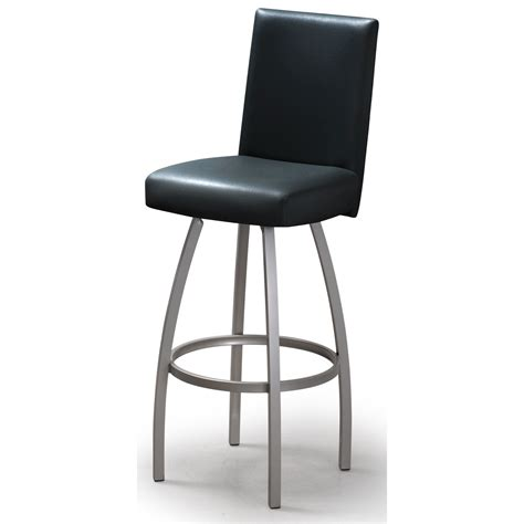 Trica Bar Stools Clearance by Trica Contemporary Seating Nicholas Swivel Bar Stool