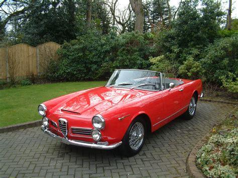 Alfa Romeo 2600 Spider by 1964 Alfa Romeo 2600 Spyder By Touring Of Milan