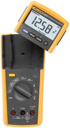 Best Seller Fluke 233 Remote Display Digital Multimeter True Rms fluke 233 true rms digital multimeter w remote wireless magnetic display ebay