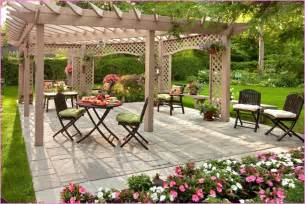 attractive Cheap Kitchen Cabinet Remodel Ideas #5: cheap-backyard-patio-ideas.jpg