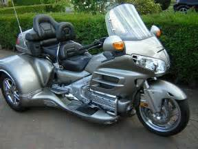 Trike Motorcycle Honda Goldwing Trike Ultimate Moving Forward