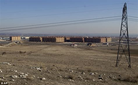 Madrid Landlords Empty Flat Fee by Spain Haunted By Ghost Towns Built During Boom Years As