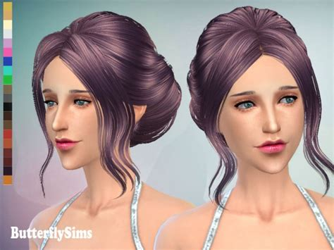 spring4sims the best cc finds downloads for the sims 4 sims 4 cc short hair hairstylegalleries com