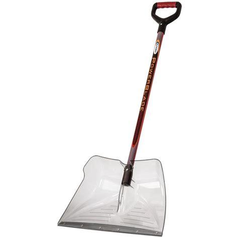 suncast 20 in polycarbonate snow shovel scp3550 the