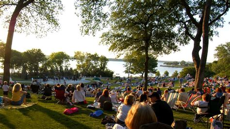 Concerts At Botanical Gardens Cool Thursdays Concert Series Dallas Arboretum