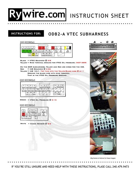 obd0 vtec wiring obd0 free engine image for user manual