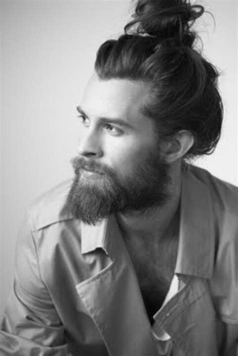 can a boy have messy hair and still get corn rows justin passmore beards pinterest beards man bun and