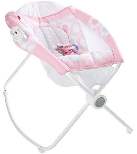 Fisher Price Rock N Roll Sleeper by Fisher Price Newborn Rock N Play Sleeper Pink Ellipse