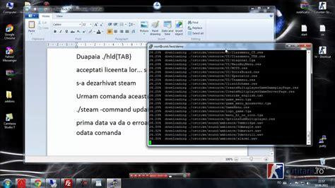 tutorial linux server tutorial instalare hlds server linux counter strike