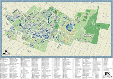 map uky untitled document www uky edu